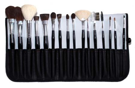 Makeup brushes Beauty collection