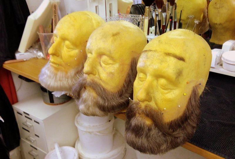 Full size beards
