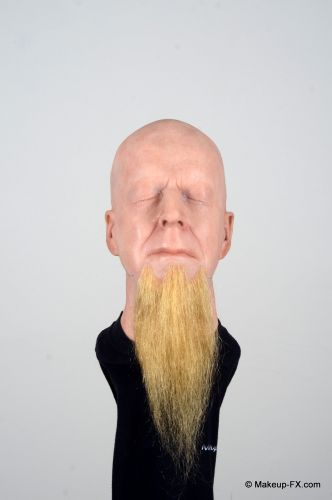 Goatee beard, Blond