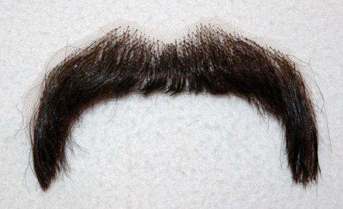 Moustache,  Black