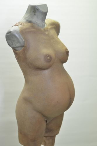 Silicone Pregnant belly