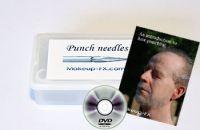 Punch needle kit + DVD